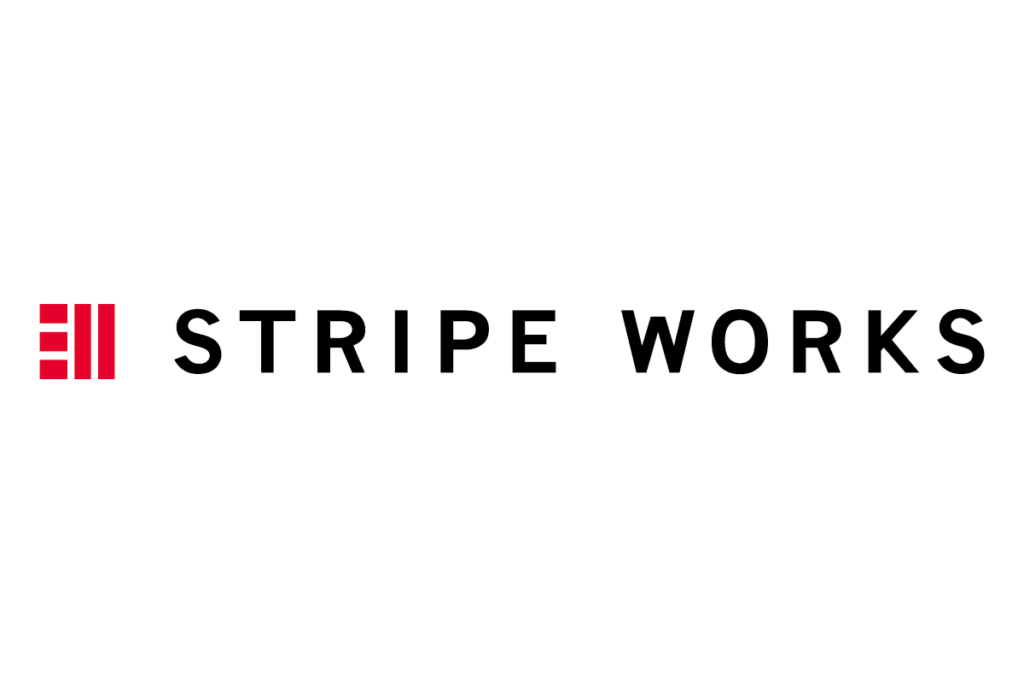 STRIPE WORKS|logo&namecard