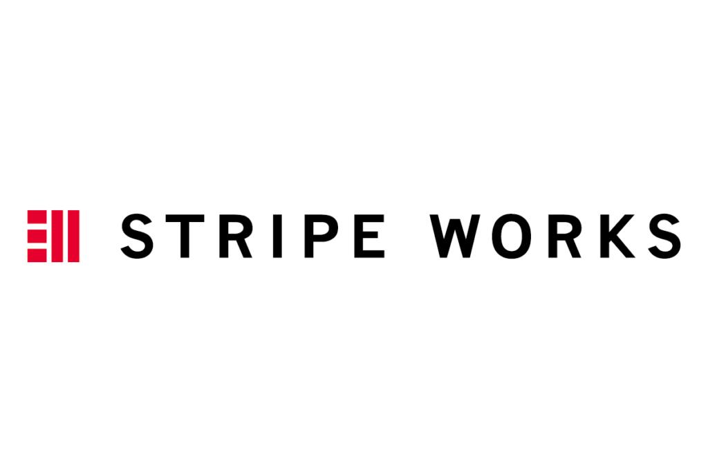 STRIPE WORKS|logo&namecard